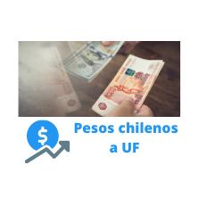 pesos chilenos a UF