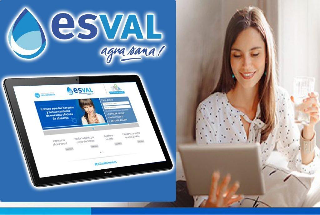 Estado de Cuenta Esval