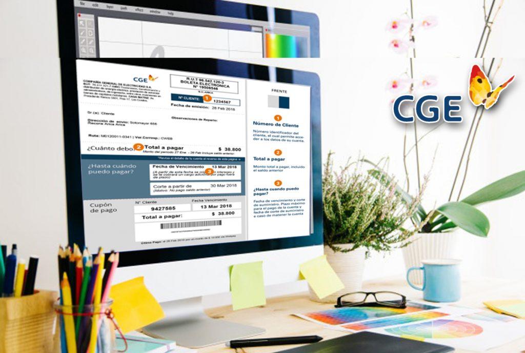 Obtener Estado de Cuenta de CGE